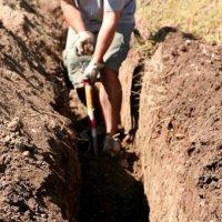 Карстовый провал глубиной 50 м образовался в Нижегородской области