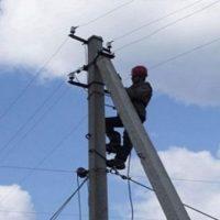 В Нижегородской области продолжается ремонт электросетей после аварии