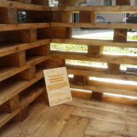 На Литературной аллее областной детской библиотеки на Звездинке,5 скоро появится новый арт-объект