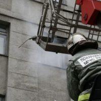 Пенсионерка погибла при пожаре в доме на улице Ильинской в Нижнем