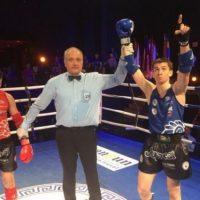 Золотая молодёжь. Россиянин Аик Бегян стал чемпионом мира по тайскому боксу