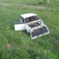 В Ардатовском районе водитель без прав попал в ДТП, погибла женщина