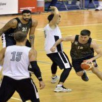БК «Нижний Новгород» одержал победу над турецким «Бешикташем»