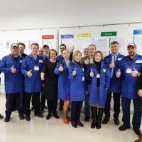 Представители минэкономики Нижегородской области прошли обучение в региональном центре компетенций «Фабрика процессов» АО «Росатом»