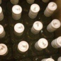 17 000 бутылок «паленой» водки нашли в гараже в Лысковском районе